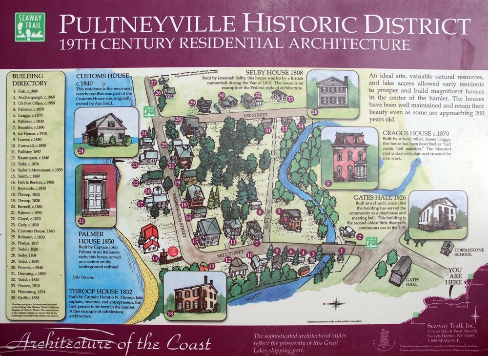 pultneyville men The book of mormon: it be the mistake of men new york, by 1810 to pultneyville, ontario co view full bio, for the author 1830.