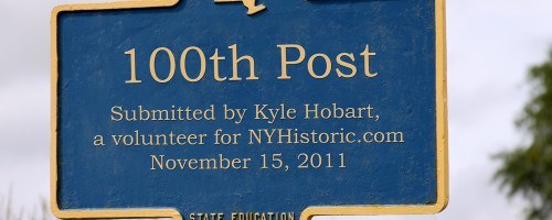 Thank you , Kyle and our other dedicated volunteer marker hunters!