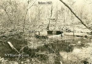 seneca oil spring before 1927 a