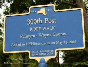 300th marker