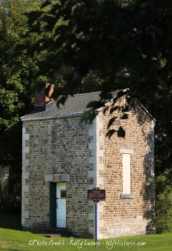 Hudson Ny Map >> Pump House – Fishers