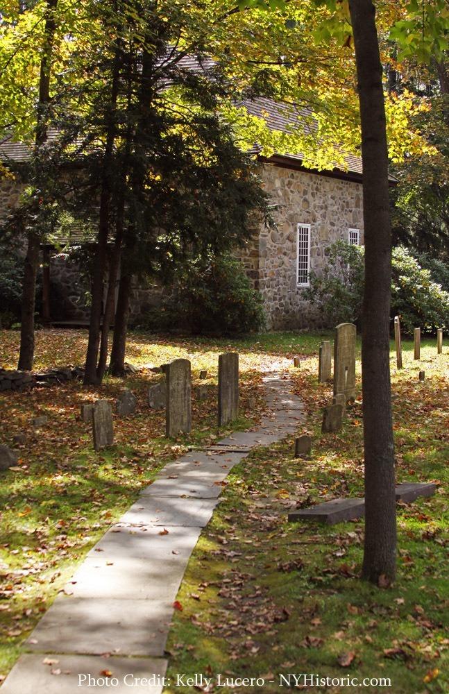 New Paltz New York >> Walloon Church