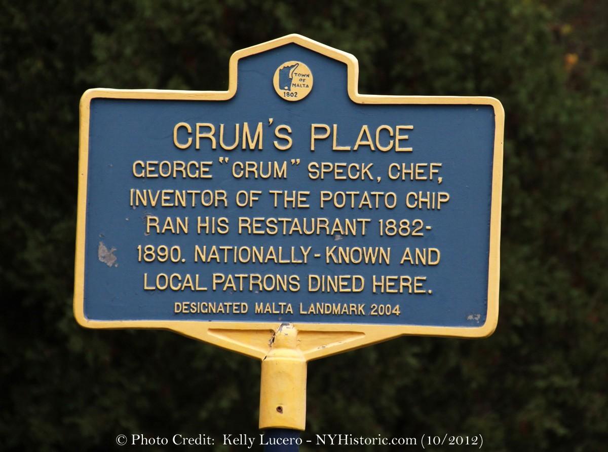 Potato Chips Invented George Crum